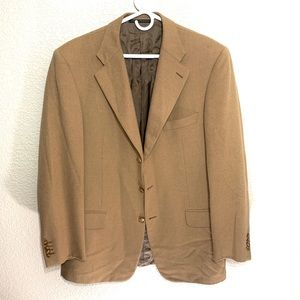 ‼️Price Cut‼️ Ermenegildo Zegna Camelhair Jacket